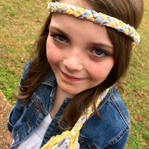 Other - MollyBobBraids Handmade Braided Headband 💛